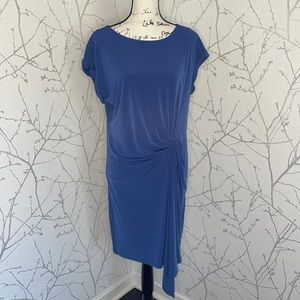 Kennth Cole Reaction ruched dress, Size M